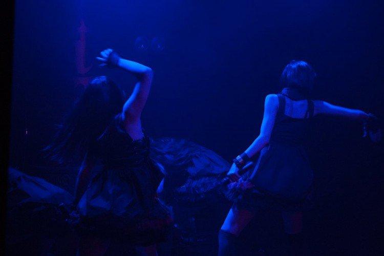【ALC】あ・りとるさいぼうぐ、相楽咲花、藤野莉子、三浦由加莉、奥井亜実、ライブの模様@VUENOS TOKYO