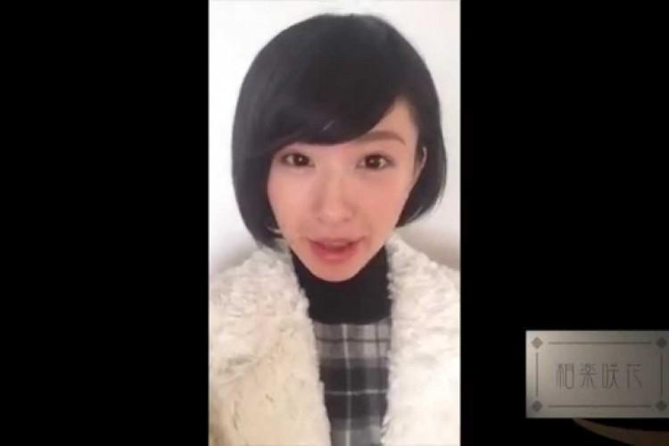 【ALC】相楽咲花 2015年新年のご挨拶