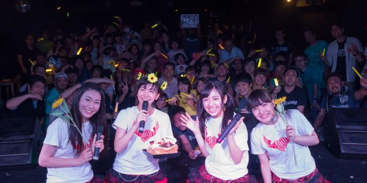 15.07.12. 相楽咲花生誕祭!